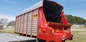 H&S HD 7+4 - 18 Foot - H - Farm Machinery Inventory - Equipment - Farm - Machinery - Inventory - Waterman - Waterman's - Forage Box - Forage - Chopper - Box - Silage - Wagon - Repair - Sales - Lumber - Land - LLC - H&S - Meyer - Gehl - Miller Pro