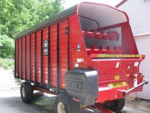 Meyer 4518 - Chopper Box - Forage Box - 18 foot - Lumber Land LLC - Letter