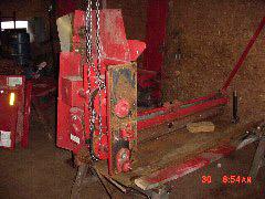 Rebuilt Process - Gehl 980 - Steel Sided - Head Gearbox - Waterman - Waterman's - Forage Box – Forage - Chopper - Box - Silage - Wagon - Repair - Sales - Lumber - Land - LLC - H&S - Meyer - Gehl - Miller Pro