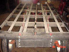 Rebuilt Process - Gehl 980 - Steel Sided - Tear Down Slats - Waterman - Waterman's - Forage Box – Forage - Chopper - Box - Silage - Wagon - Repair - Sales - Lumber - Land - LLC - H&S - Meyer - Gehl - Miller Pro