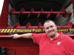 Team - Brock Waterman - Employees - Staff - Owners - Founders - Waterman - Waterman's - Forage Box - Forage - Chopper - Box - Silage - Wagon - Repair - Sales - Lumber - Land - LLC - H&S - Meyer - Gehl - Miller Pro