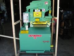 Chopper Box, Forage Boxes & Forage Wagon Metal Working Tools - 45 Ton Iron Worker