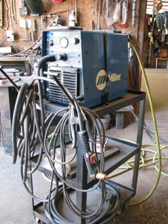 Chopper Box, Forage Boxes & Forage Wagon Metal Working Tools - Miller Plasma Cutter