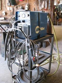 Chopper Box, Forage Boxes & Forage Wagon Metal Working Tools - Miller Plasma Cutter