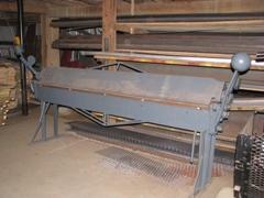Chopper Box, Forage Boxes & Forage Wagon Metal Working Tools - Sheet Metal Break