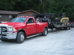 2012 Dodge Ram 3500 - 4 Wheel Drive - Chopper Boxes / Forage Boxes / Forage Wagons - Repair