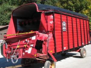 Insurance Claims - Meyer - Before - Waterman - Waterman's - Forage Box - Forage - Chopper - Box - Silage - Wagon - Repair - Sales - Lumber - Land - LLC - H&S - Meyer - Gehl - Miller Pro